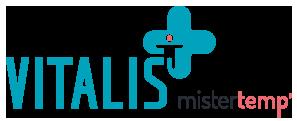 Vitalis by Mistertemp' Logo